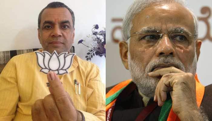 No one can play PM Modi better than me: Paresh Rawal takes a dig at Vivek Oberoi