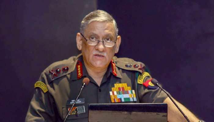 Terrorism a menace which is spreading its head like a 'multi-headed monster': Army Chief Bipin Rawat