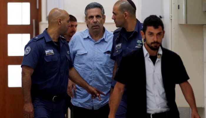 Israeli former minister pleads guilty to spying for Iran