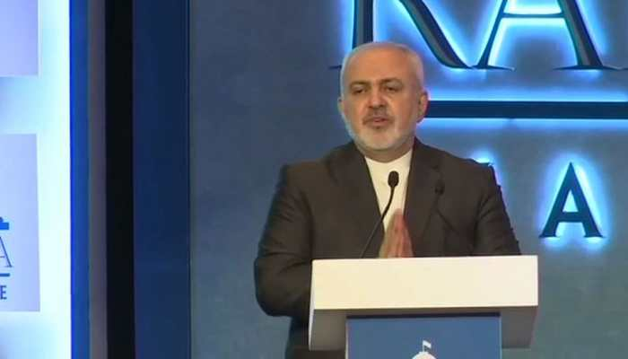 Security cannot be achieved at the expense of others' insecurity: Iran Foreign Minister Mohammad Javad Zarif at Raisina Dialogue 2019