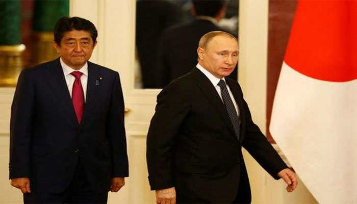 Russia says Japan distorting prospects for peace deal on islands