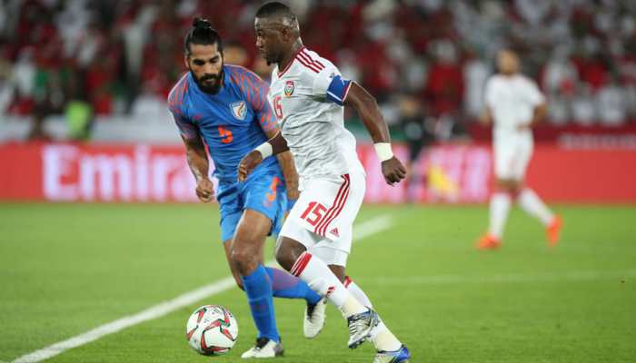 AFC Asian Cup 2019: Khalfan Mubarar, Ali Mabkhout help UAE seal crucial 2-0 win over India