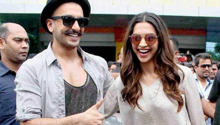 Deepika Padukone turns 'Cheerleader' for husband Ranveer Singh—Watch