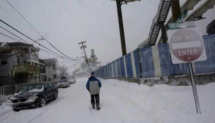 Monster snowstorm to blanket more than half of United States