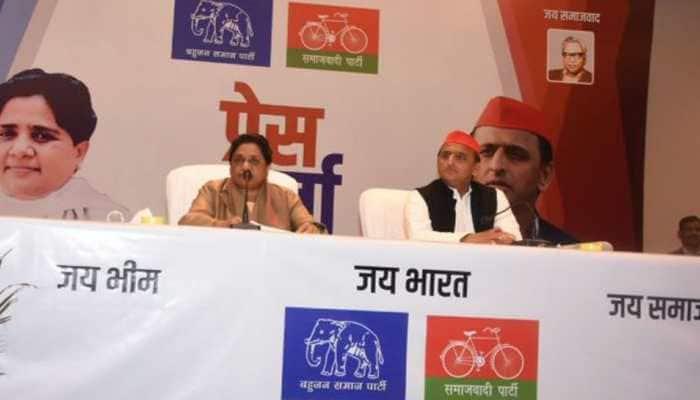 UP CM Yogi Adityanath labels SP-BSP tie-up as 'casteist, corrupt, unholy alliance'