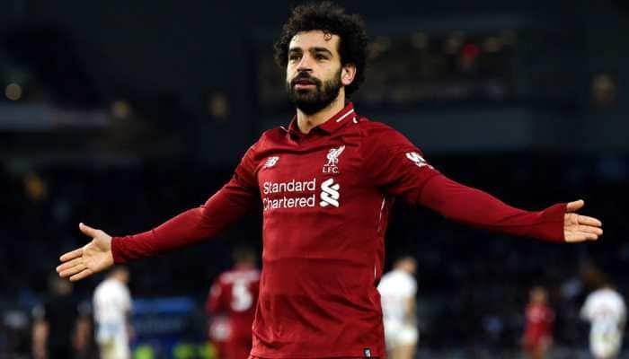 EPL: Mohamed Salah penalty against Brighton keeps Liverpool in driving seat