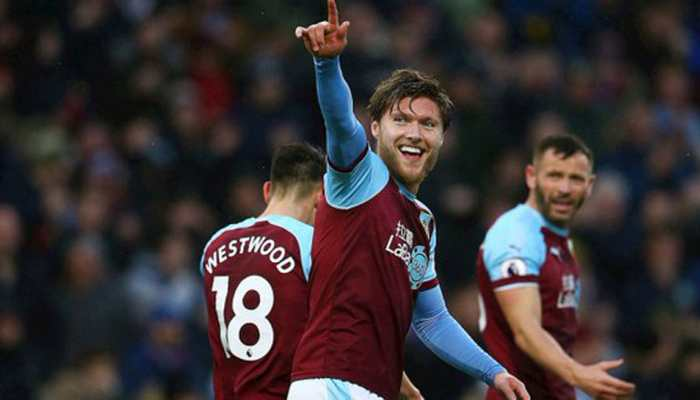 EPL: Fulham sunk by two own goals at Burnley