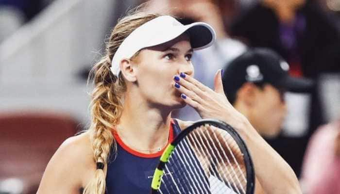 Excited Caroline Wozniacki more careful of her body in title defence