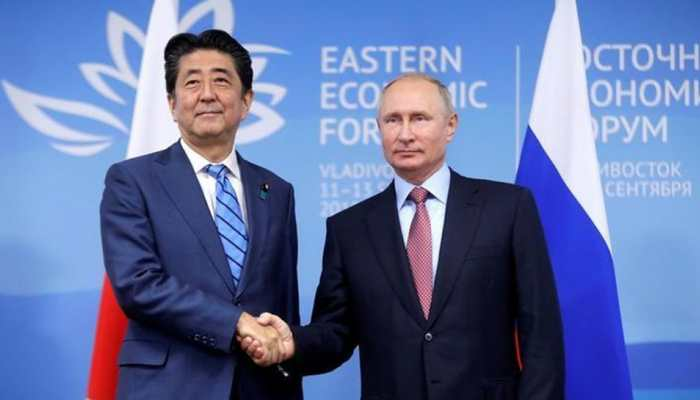 Russia's Putin expected to visit Japan in June - Japanese foreign minister