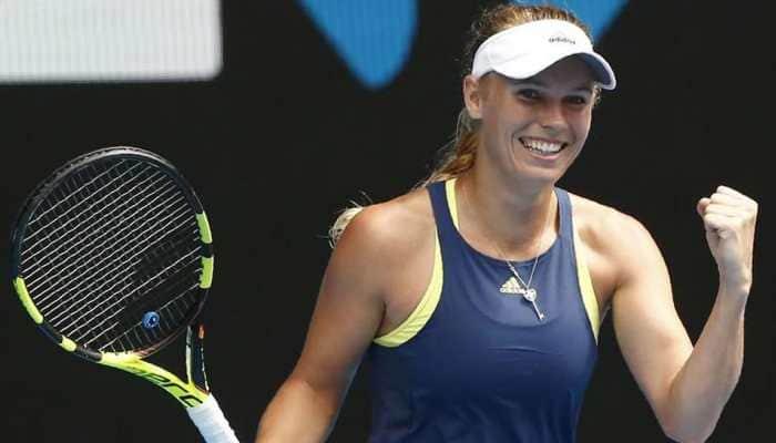 Australian Open 2019: Caroline Wozniacki through to second round with comfortable win