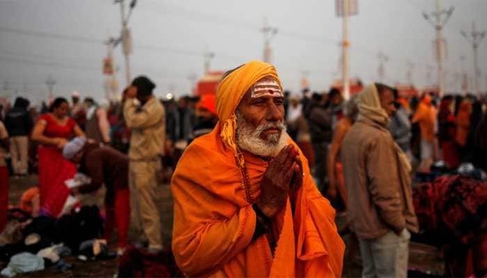 Kumbh Mela 2019 begins with Shahi Snan by akhadas amid unprecedented security
