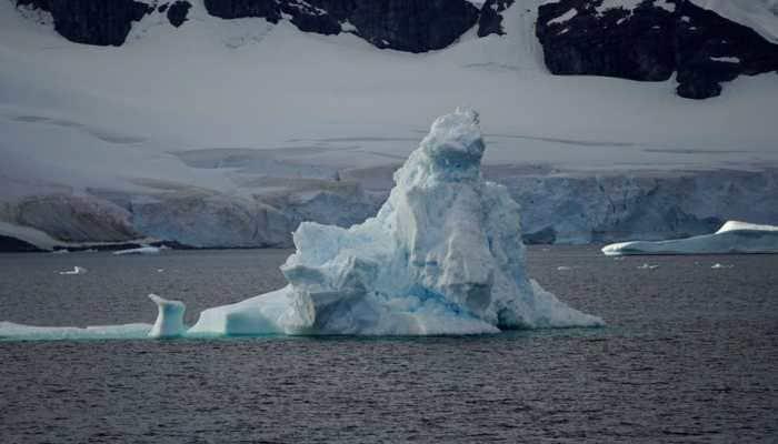 Antarctica melting away at alarming rate: Study