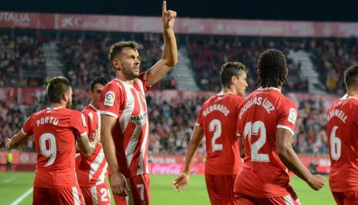 Barcelona set to swoop for prolific Uruguayan Cristhian Stuani--reports