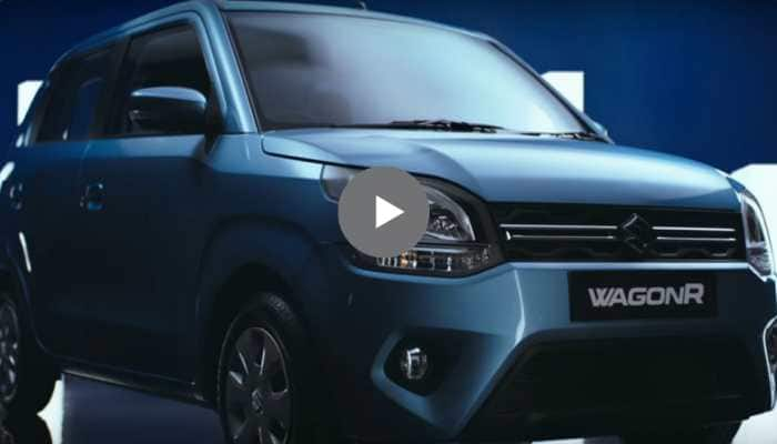 Maruti reveals exterior of upcoming 3rd-gen WagonR: Check teaser video