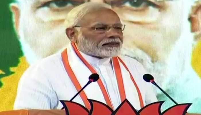 Kerala government's handling of Sabarimala issue 'most shameful': PM Narendra Modi