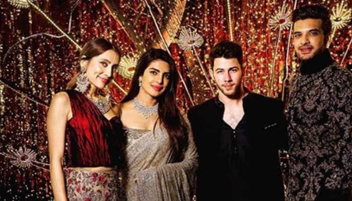 TV actor Karan Kundrra shares pics from Priyanka Chopra-Nick Jonas wedding and it's throwback already!