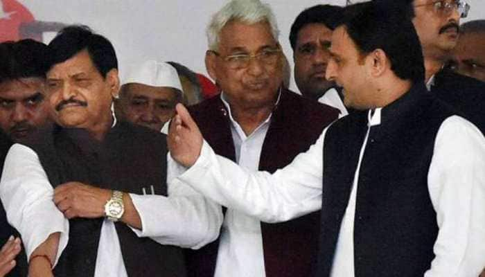 Uncle Shivpal Yadav rakes 'guest house case', warns Akhilesh against Mayawati