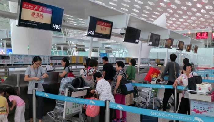 Canadian woman briefly detained at Beijing airport: paper