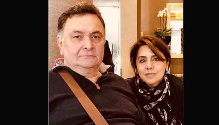 Neetu Kapoor heads out for a lunch date with 'busy' Rishi Kapoor, shares pic