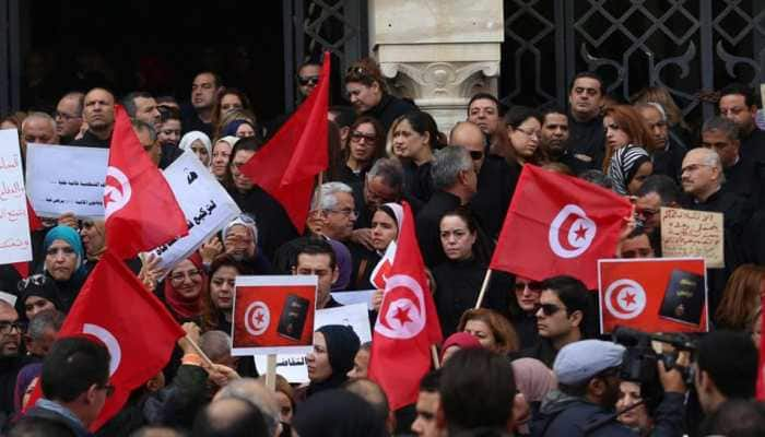Tunisia's largest union starts nationwide strike over pay