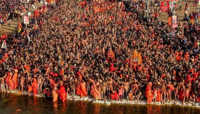 Kumbh Mela 2019: Muslim who gives light to Hindu Akhadas