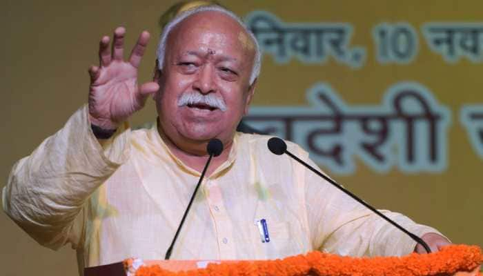 No war, but still soldiers are dying on border: RSS chief Mohan Bhagwat