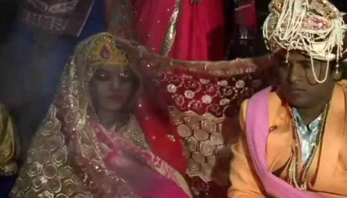 Shot at her wedding, bride completes rituals after receiving treatment