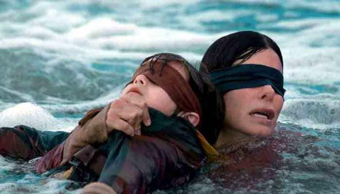 Netflix movie 'Bird Box' draws 80 million viewers; no data for 'Roma'