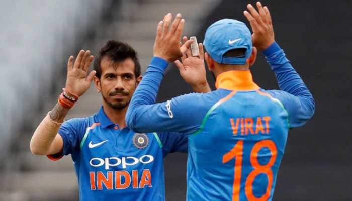 India vs Australia ODI: Yuzvendra Chahal registers best ODI bowling figures by a spinner Down Under