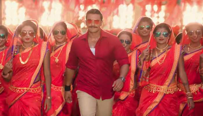 Ranveer Singh's 'Simmba' on a record-breaking spree, sets Box Office on fire