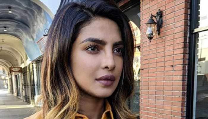 Priyanka Chopra flaunts new hair colour in latest post