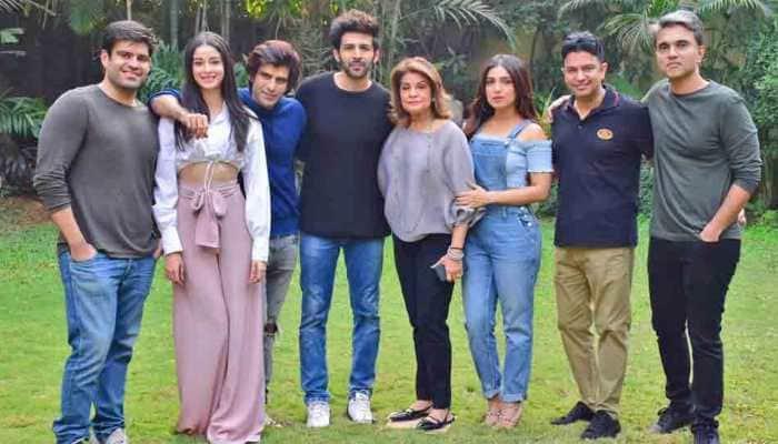 Kartik Aaryan to romance Bhumi Pednekar, Ananya Panday in Pati, Patni Aur Woh remake