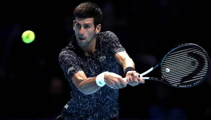 Australian Open: Novak Djokovic regains calm to see off Denis Shapovalov challenge