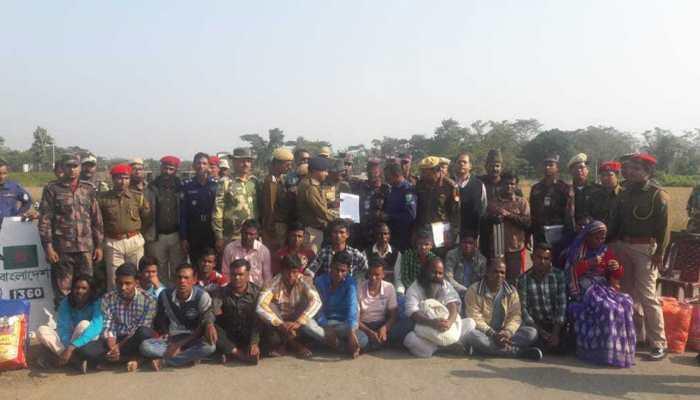 21 Bangladesh nationals deported for violation of Passport Act