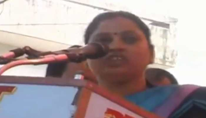 NCW to send notice to BJP MLA Sadhana for Mayawati 'worse than an eunuch' remark