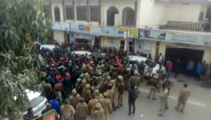 Uttarakhand: Protest against killing of youth turns violent, police resort to lathicharge