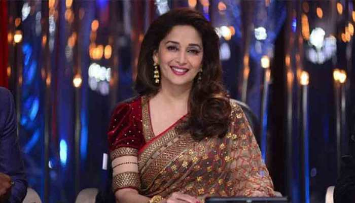 Madhuri Dixit Nene found producing movie exciting