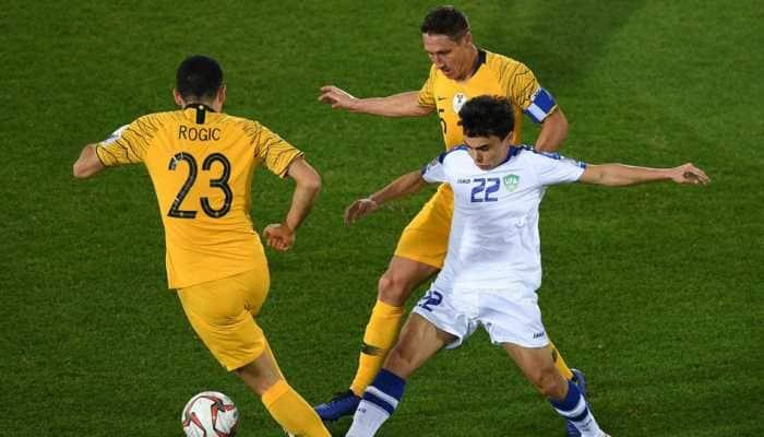 Australia beat Uzbekistan on penalties to reach AFC Asian Cup quarters