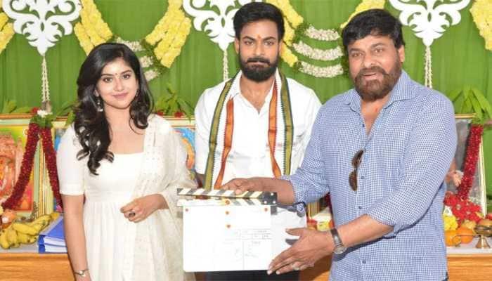 Vaishnav Tej's debut film launched