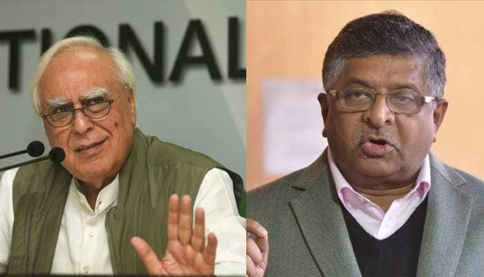 What was Kapil Sibal doing there: BJP alleges Congress hand in London's EVM hackathon
