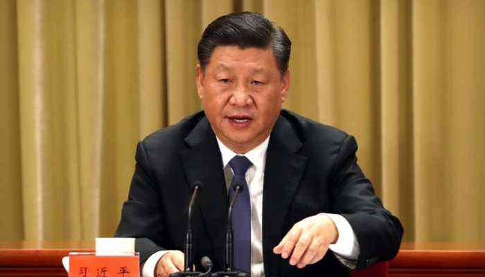 As China's economy slows down, Xi Jinping says 'be ready to deal with risks'