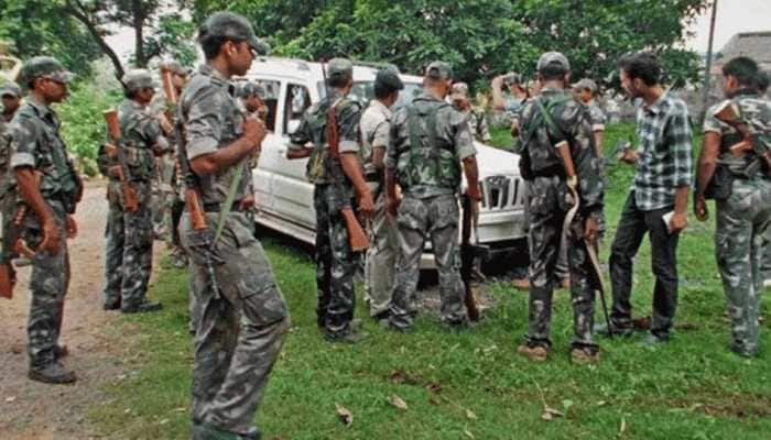 Encounter between Naxals and security forces underway in Chhattisgarh's Rajnandgaon