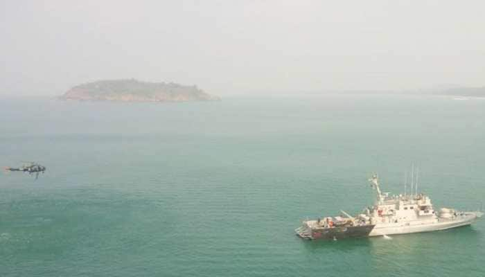 Karnataka: Search underway to rescue missing people after ferry boat capsizes in Karwar