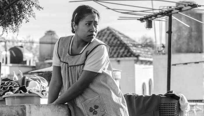 Alfonso Cuaron ties Oscars record for most nominations for single film with 'Roma'