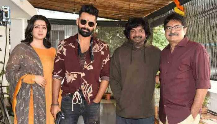 Ram Pothineni's next with Puri Jagannadh goes on floor: In Pics