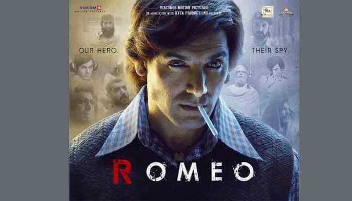 Romeo Akbar Walter: John Abraham impresses with his intense look in this espionage thriller