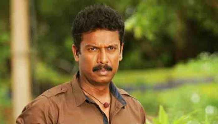 Tamil actor-director Samuthirakani to play key role in Ram Charan Teja starrer #RRR