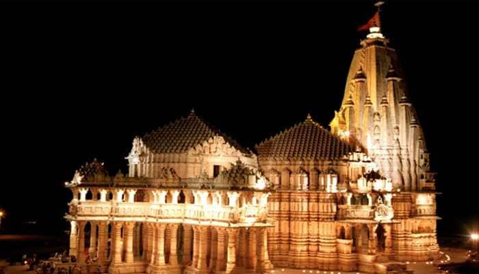 500-metre area around Somnath, Ambaji temples declared 'veg zones'