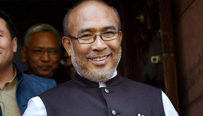 Manipur celebrates Republic Day despite strike
