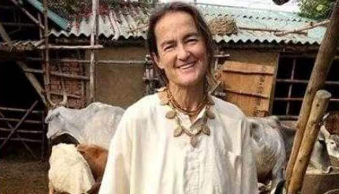 Foreigners in Padma list: Lady who saves cows and 100-year-old old yoga teacher